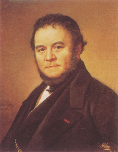"""Stendhal"" by Olof Johan Södermark (1790-1848) Wikimedia Commons"